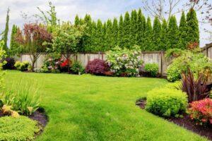 Фрима за озеленяване на къщи, градини, дворове