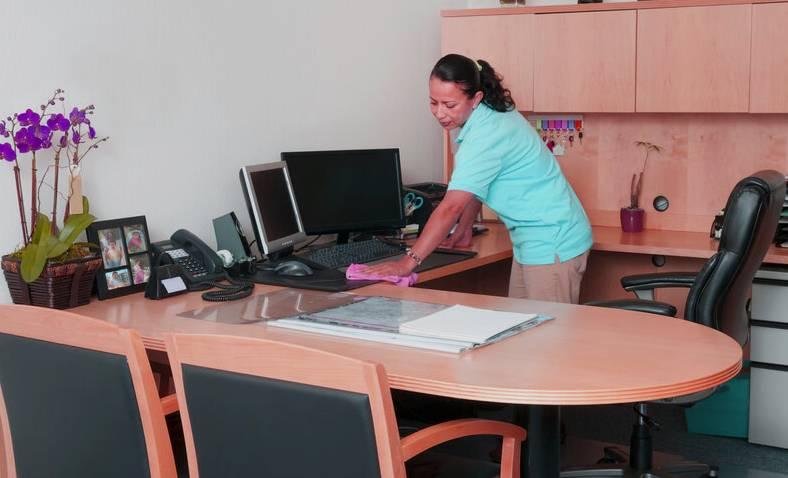 Почистване на офиси в София